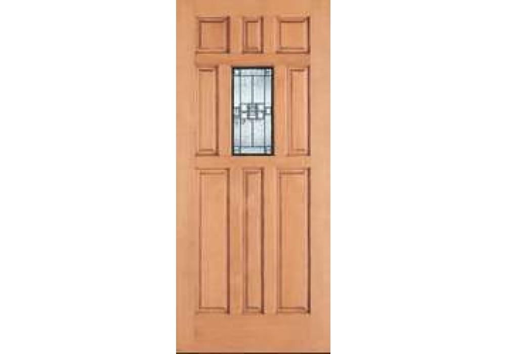 Tm4100 Vertical Grain Douglas Fir Exterior Doors Tm4100 1 3 4
