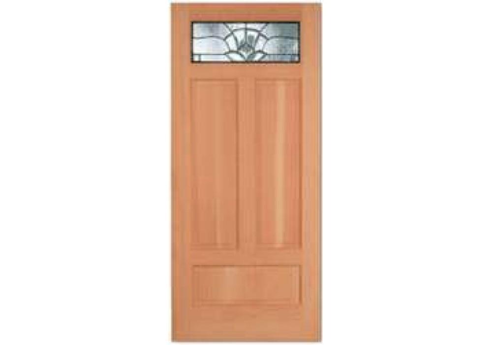 Tmc730 Vertical Grain Douglas Fir Exterior Doors 1 3 4
