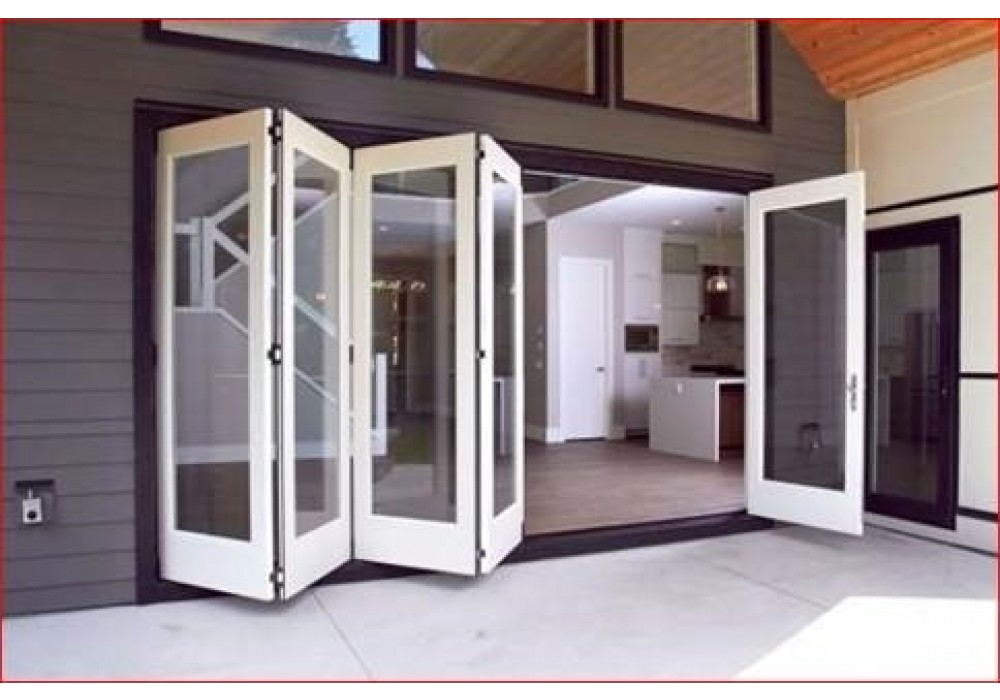 Sliding Exterior Bifold Door Systems, How Much Are Accordion Patio Doors