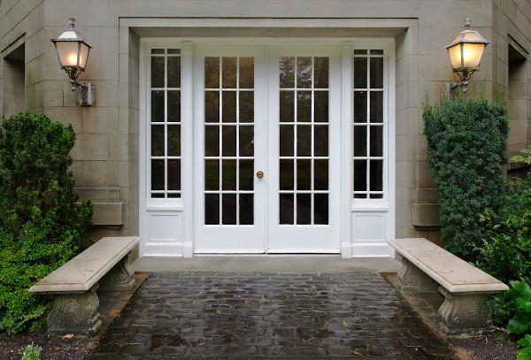 French Patio Door Hinged Doors Eto